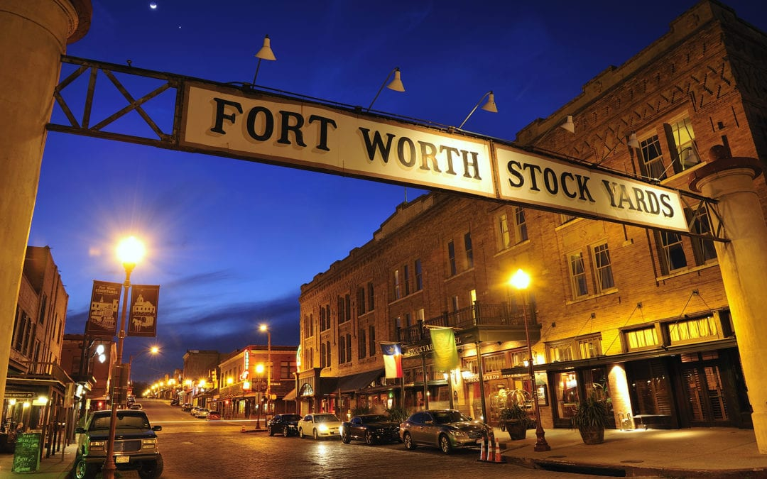 Sign up for the Stockyards Heritage Club!