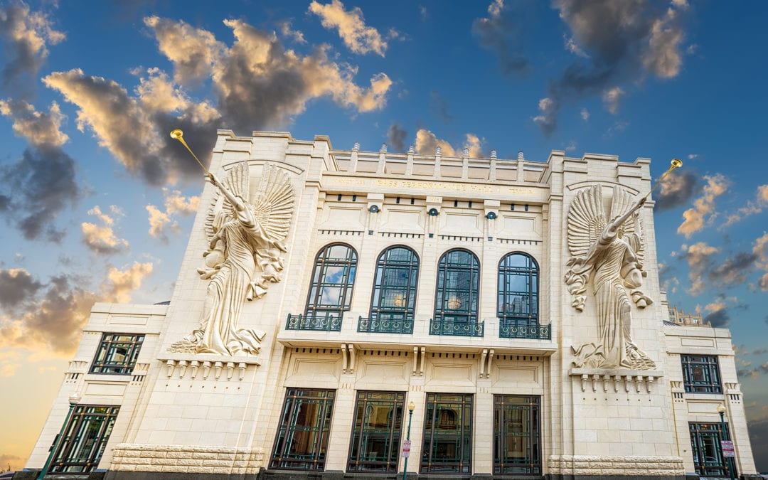 Bass Hall Fort Worth