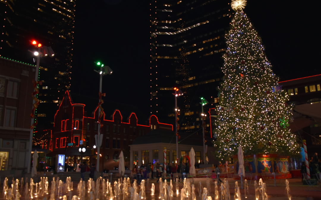 Christmas in Fort Worth