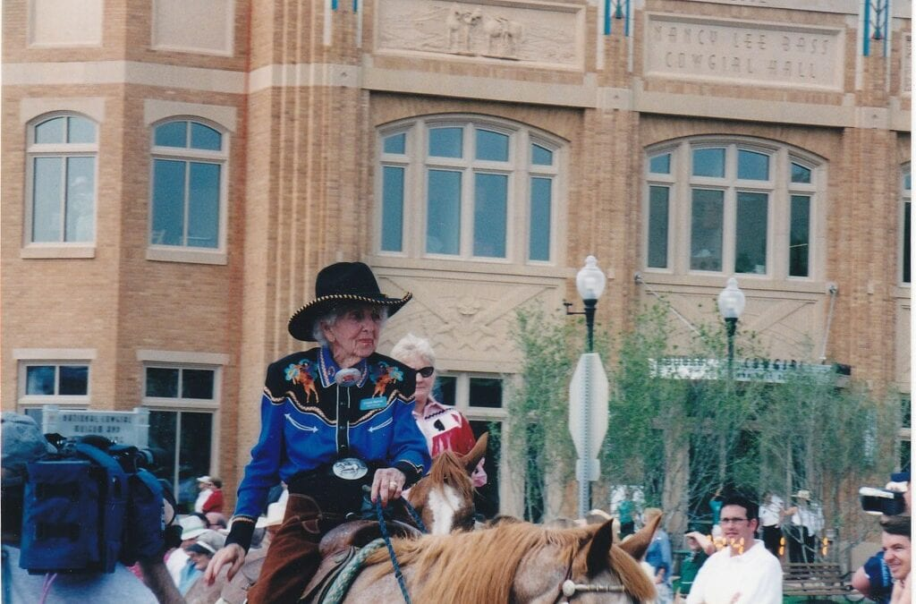 2021 Inductees of the National Cowgirl Museum
