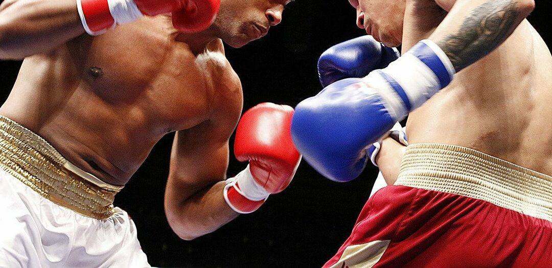 Welterweight Showdown at Dickies Arena