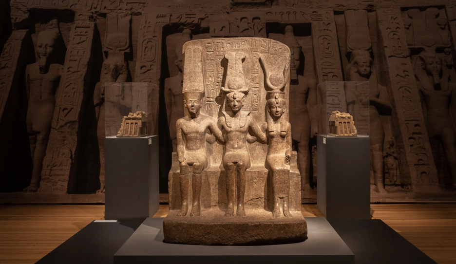 Final Weeks of Queen Nefertari's Egypt at the Kimbell Art Museum