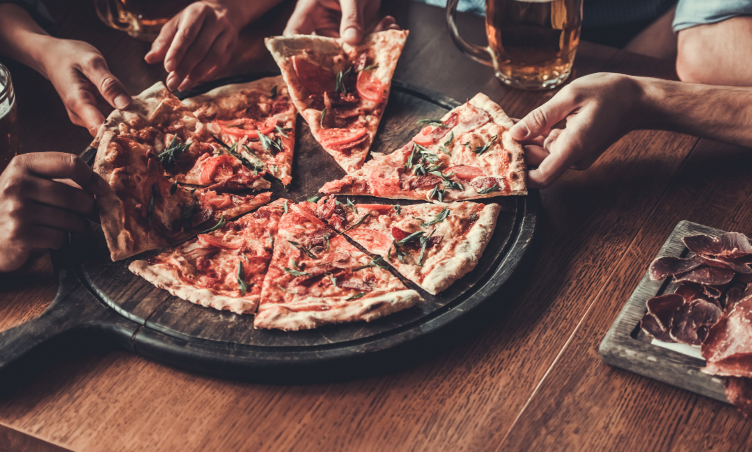 New York Style and Deep Dish, and Thin Crust, oh my.