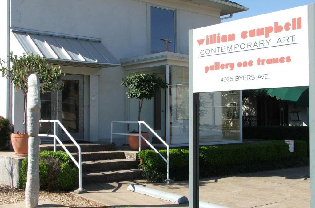 William Campbell Contemporary Art Announces New Ownership