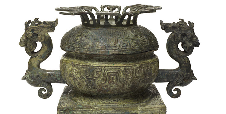 Celebrated Collection of Asian Masterworks on view at the Kimbell Art Museum