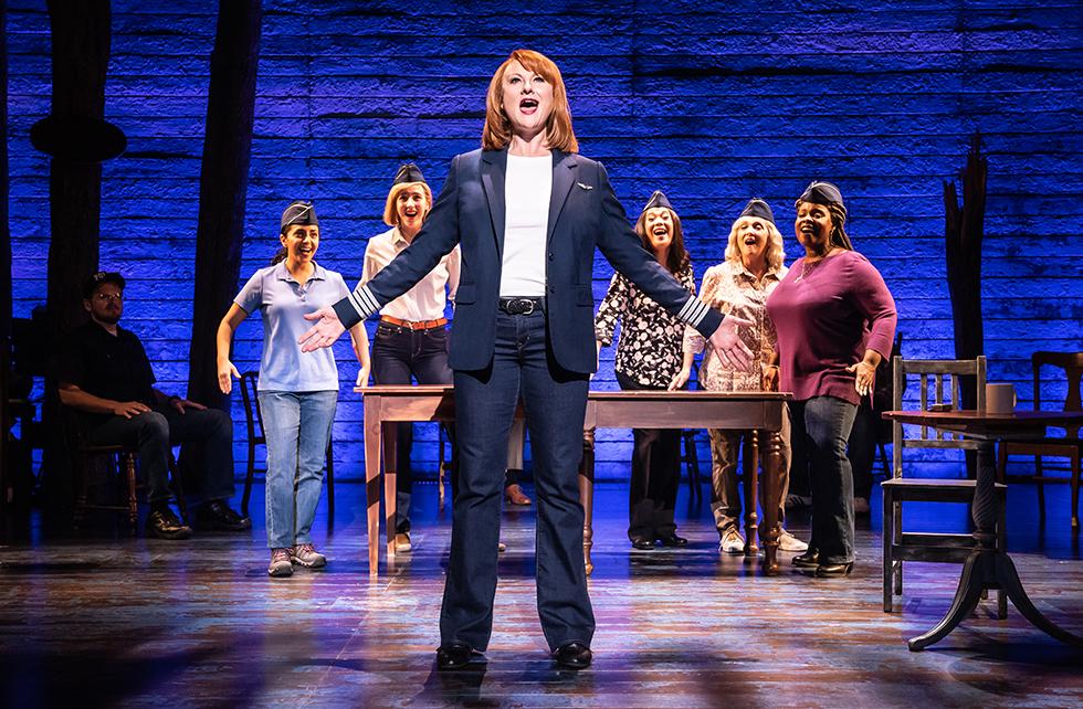 Broadway Returns to Bass Performance Hall!
