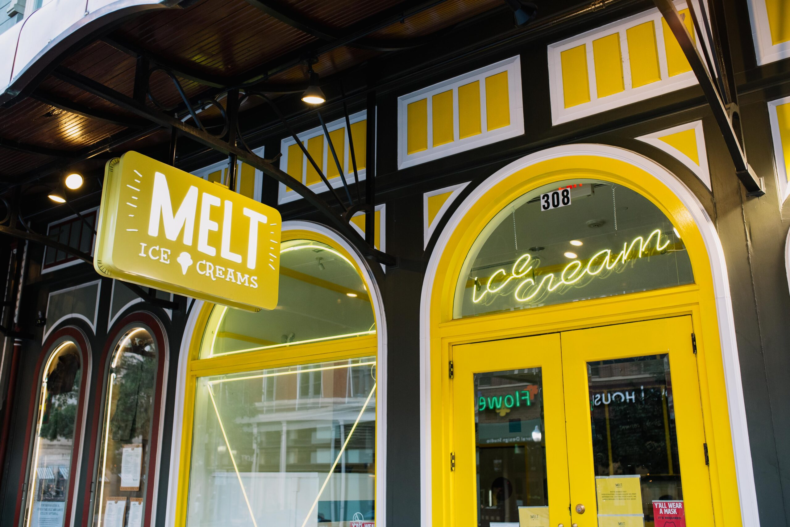 Mule Alley Welcomes MELT Ice Creams!