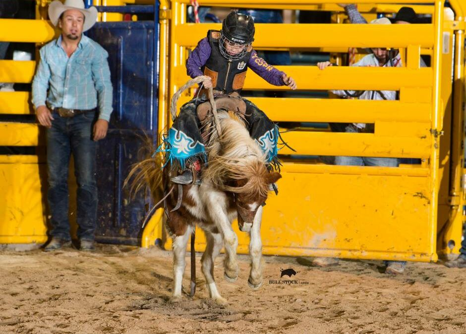Jr. NFR is Coming to Cowtown Coliseum!