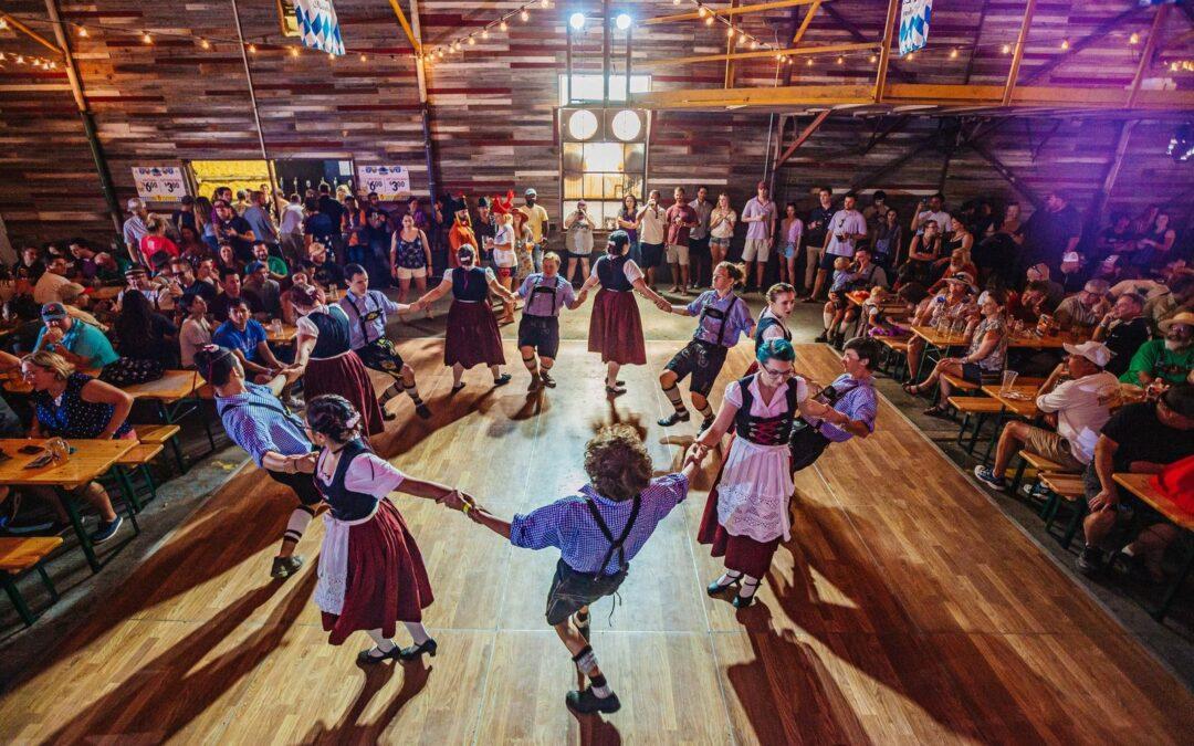 Oktoberfest Fort Worth Returns to Panther Island Pavilion