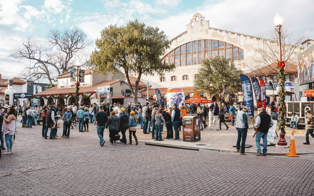 APHA Events Happening in the Fort Worth Stockyards Cowtown Coliseum this Month