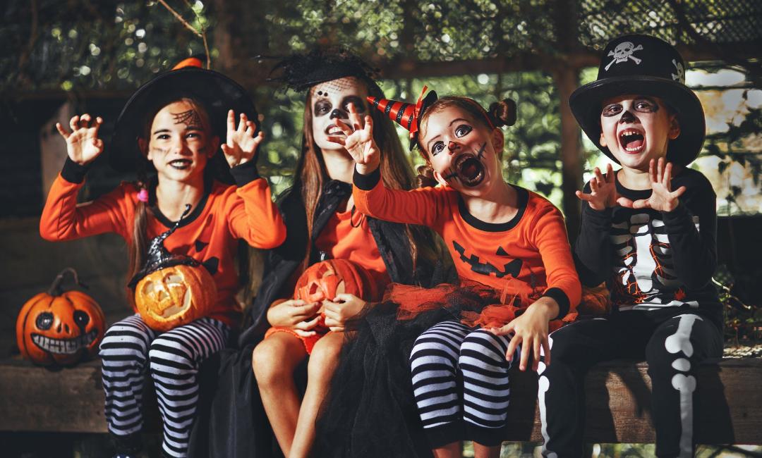 Haunted Houses & Halloween Events